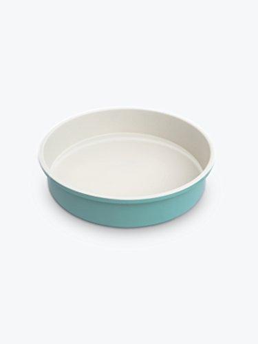 GreenLife Ceramic Non-Stick Round Cake Pan Turquoise - BW000051-002