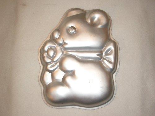 Wilton Collectible Cuddly Bear Cake Pan 502-7458
