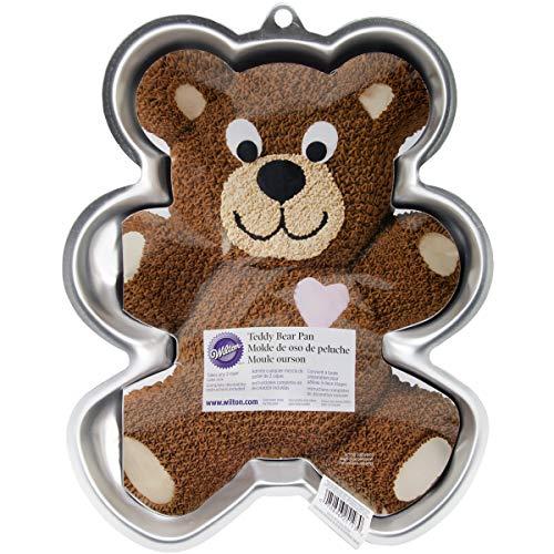Wilton Teddy Bear Aluminum Cake Pan