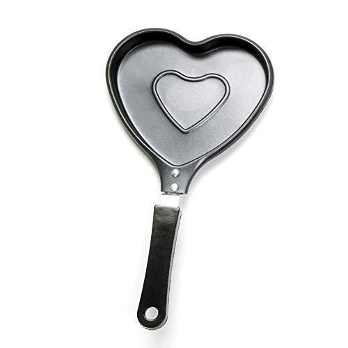 OKSLO Nonstick pancake pan heart sfun for kids wstay cool handle 956 Model 3974-9871-3501-5506
