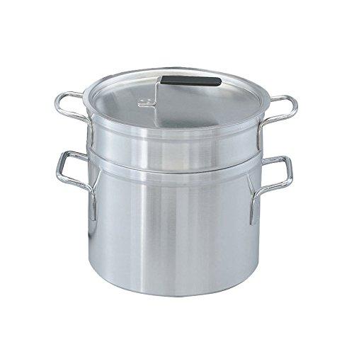 Vollrath 67717 Wear-Ever 175 Qt Aluminum Double Boiler Set