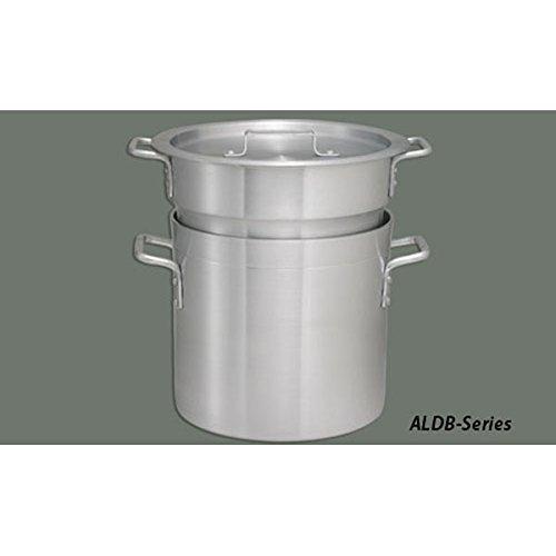 Winco ALDB-16 Aluminum Double Boiler Set 16-Quart