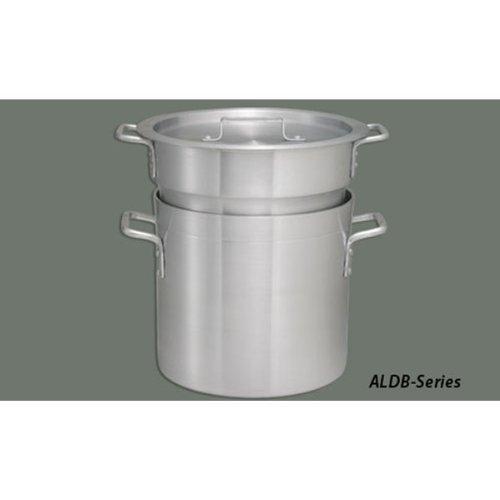 Winco ALDB-20 Aluminum Double Boiler Set 20-Quart