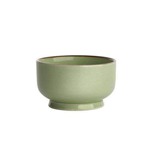 Oneida Foodservice F1463067285 Studio Pottery Ramekins Dessert Bowl 8 oz Celadon