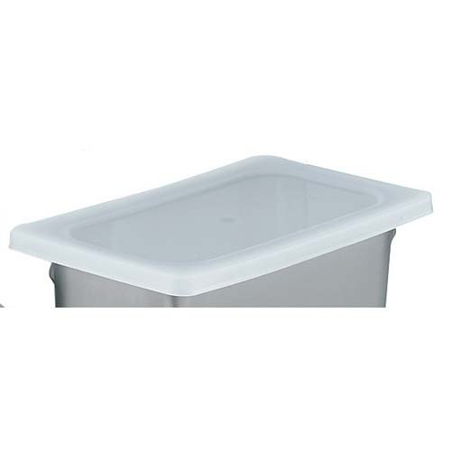 Vollrath 52431 Super Pan V Half Size Flexible Pan Lid