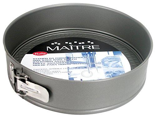 Maitre Bakeware Springform Pan 10 Inch Non Stick
