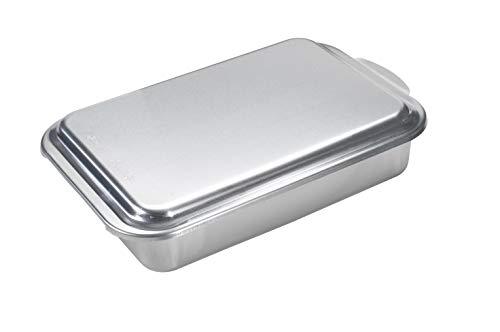Nordic Ware Classic Metal 9x13 Covered Cake Pan