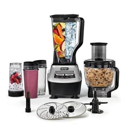 Ninja Mega Kitchen System 1500 Food Processor Blender Bl773co