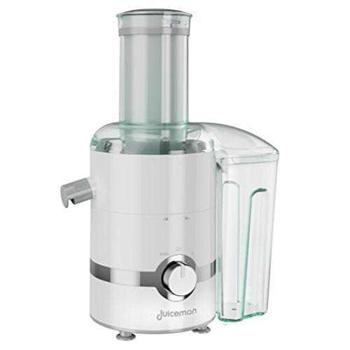 Juiceman Jm3000 3-in-1 Total Electric Juicer, Juicer, Blender, Citrus Juicer
