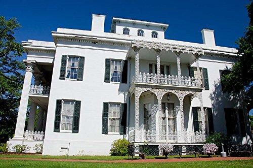 Stanton Hall 1857 Antebellum House Natchez Mississippi by Cindy Miller HopkinsDanita Delimont Art Print 36 x 24 inches