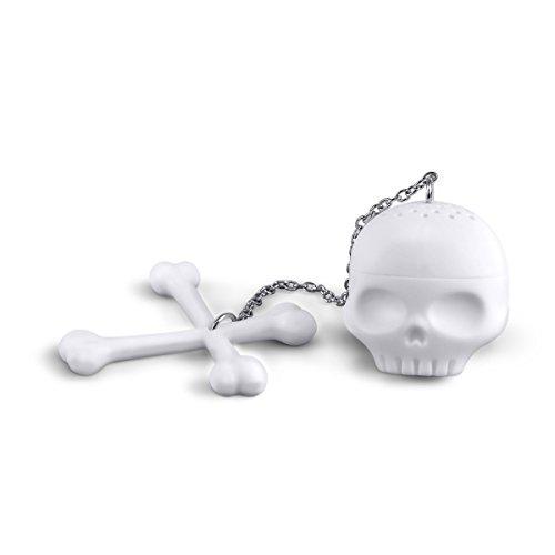 Fred & Friends Tea Bones Skull Tea Infuser
