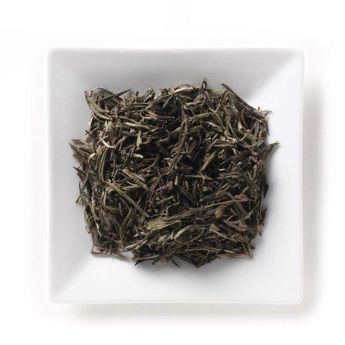 Mahamosa China Yellow Tea and Tea Filter Set 8 oz Huangshan Huang Ya Yellow Tea 100 Loose Leaf Tea Filters Bundle- 2 itemsTea ingredients Yellow tea