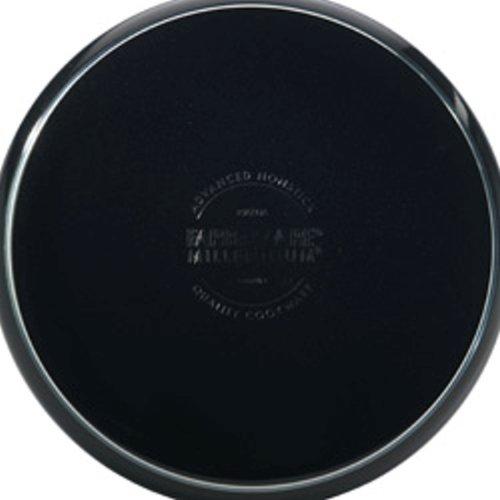 Farberware 10569 Millennium Nonstick Cookware Pots and Pans Set 12 Piece Black