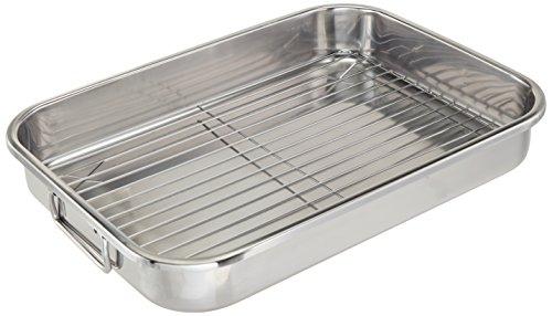 ExcelSteel 594 Roasting Pan Stainless