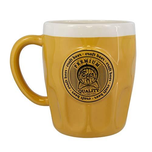 Paladone Premium Quality Craft Beer Mug Ceramic Coffee Cup