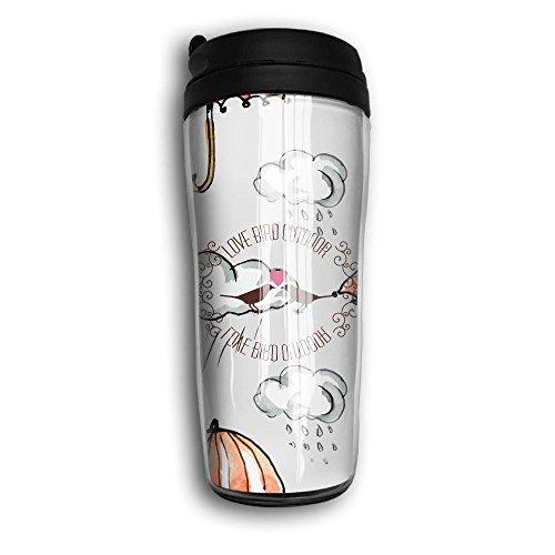 Love Bird Outdoor Womenâ€s Colorful Coffee Cup