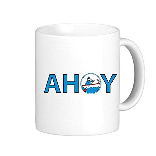 SthAmazing Ahoy 022114 C Coffee Mug Printing Photo Coffee Travel Mugs