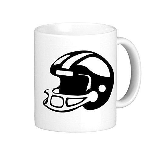 SthAmazing Football Imprinted Coffee Mugs Big Coffee Mug