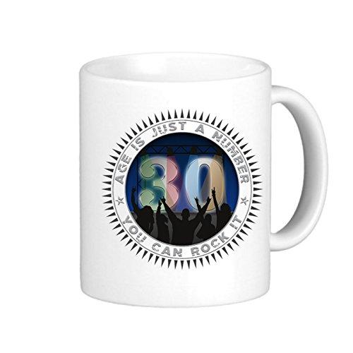 SthAmazing Happy Birthday 062015A 30 Travel Coffee Cups Imprinted Coffee Mugs