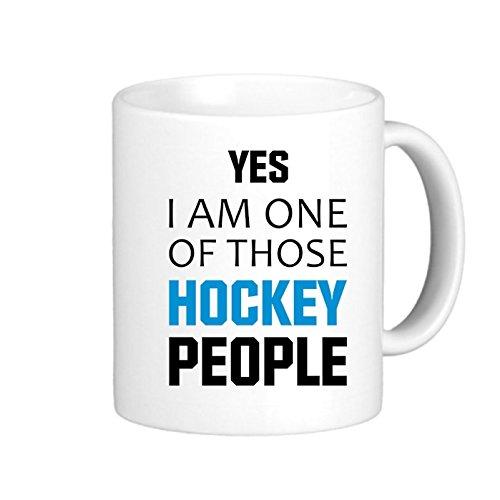 SthAmazing Hockey People Imprinted Coffee Mugs Large Travel Coffee Mugs