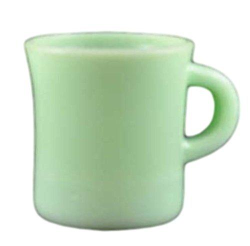 Jadeite Jadite Jade C Handle Coffee Cup Mug
