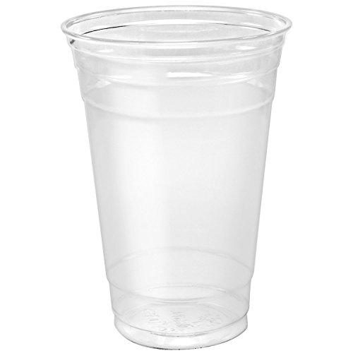 Solo Foodservice Dart Ultra Clear Conex TP20 PET Plastic Cold Cup 20 oz 600 per Case