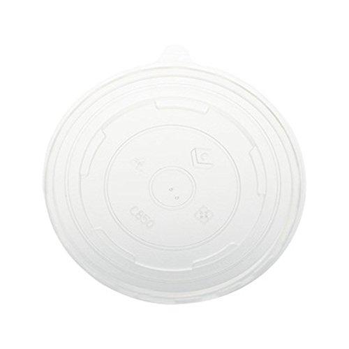 16 oz Paper Cup Flat Lids - 1000  Case