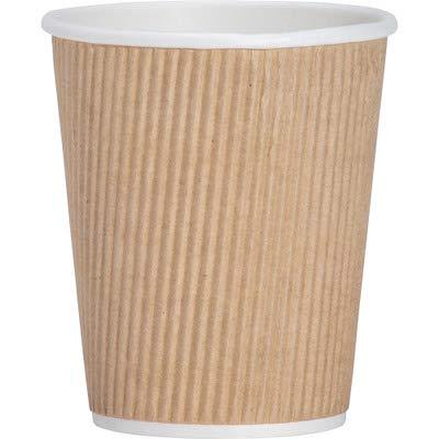 GJO11255CT - Genuine Joe Ripple Hot Cups