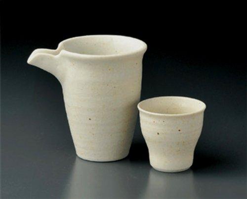 KOBIKI Jiki Japanese Porcelain SAKE Set