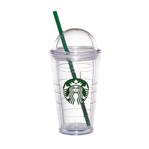 Starbucks Logo Cold Cup Dome Lid Tumbler Tall 12 Fl Oz