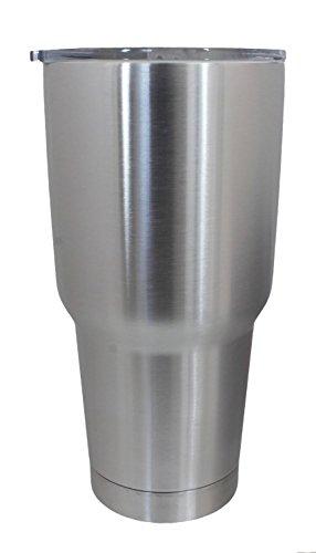 PUNA 30 oz Vacuum Insulated Stainless Steel Travel Rumbler Tumbler  Starbucks Tumbler 30 oz