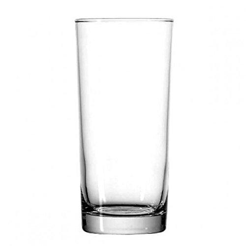 Anchor Hocking Heavy Base Highball Drinking Glasses 15 oz Set of 12 - 3175EZ