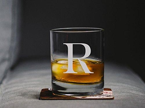 Engraved Rocks Glasses - Scotch Glasses - Whiskey Glass - Whiskey Lover - Wedding Gifts - Birthday Gift - Etched Glasses
