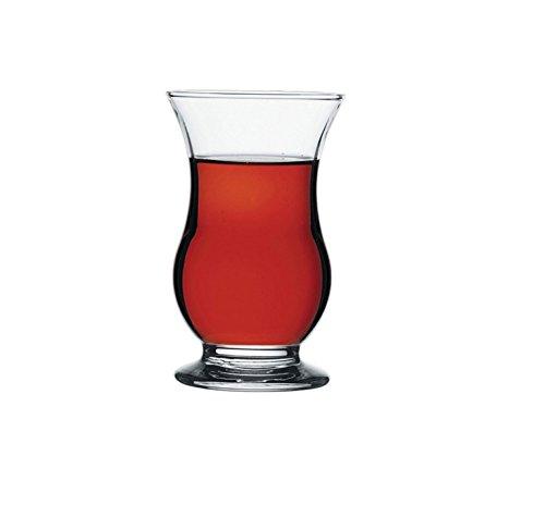 Pasabahce Pera Tea Glasses Set of 6 3 14 oz