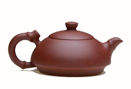 1pc Chinese Yixing Handmade High Quality Zhu Duan Hu Zisha Clay Teapot 210cc