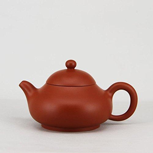 Chinese Yixing purple clay handmade zisha tea pot zhu ni hu teapot 160cc