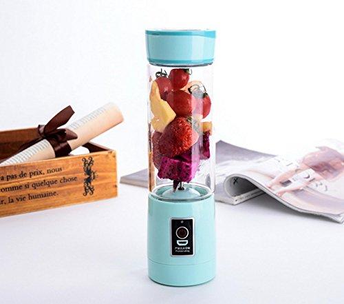 glass stirrer household portable mini fruit glass cup high power blender glass mixer ute mixer