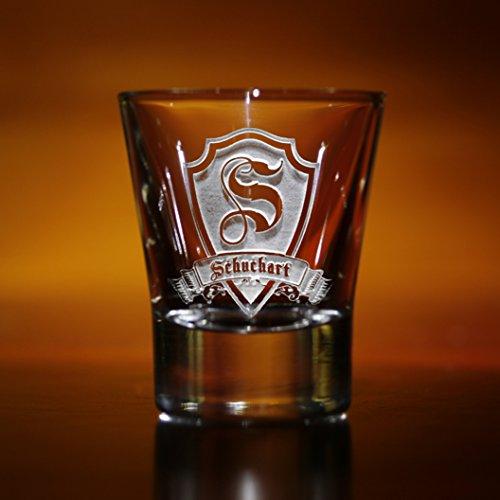 Engraved Shot Glass Gift Ideas for Men