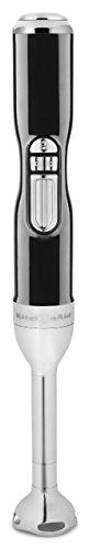 KitchenAid KHB3581OB Pro Line 5 Speed Hand Blender Onyx Black
