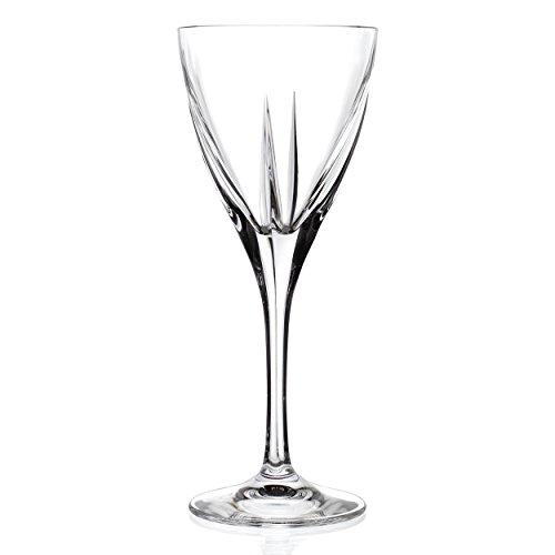 Lorren Home Trends Logic Liquor Glass Set of 6 Clear