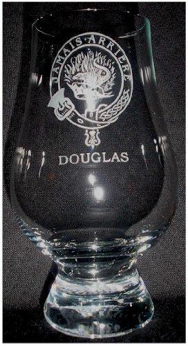 CLAN DOUGLAS GLENCAIRN SINGLE MALT SCOTCH WHISKY TASTING GLASS