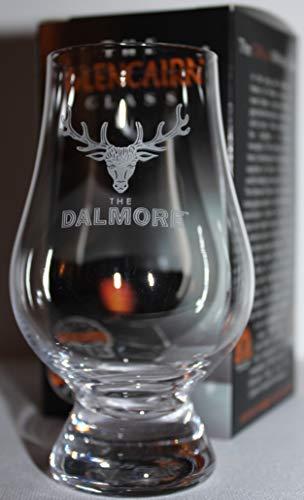 DALMORE GLENCAIRN SINGLE MALT SCOTCH WHISKY TASTING GLASS