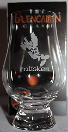 TALISKERTHE TASTE OF SKYE GLENCAIRN SINGLE MALT SCOTCH WHISKY TASTING GLASS