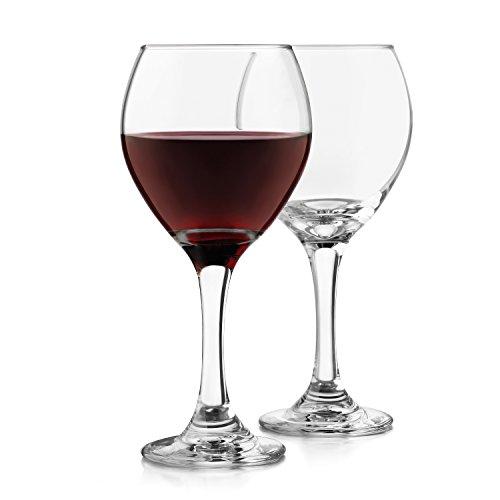 Libbey Classic 4-piece Red Wine Glass Set
