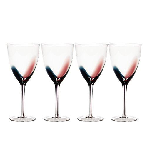 Mikasa Kya Red Wine Glass 135-Ounce Set of 4