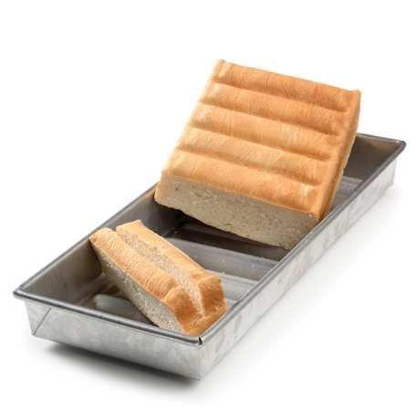 King Arthur Flour New England Hot Dog Bun Pan