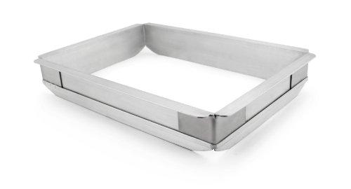 New Star 42597 Aluminum Sheet Bun Pan Extender Quarter Size