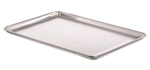 Update International ABNP-100PF 18 x 26 Full-Size Perforated Aluminum Bun Pan