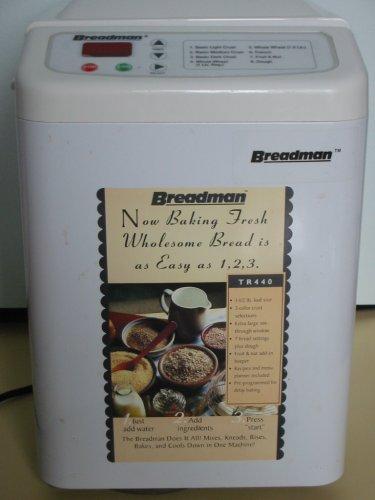 Breadman Automatic Bread Baker