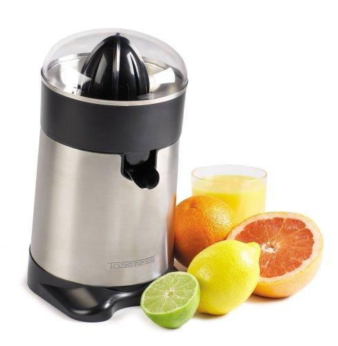 Toastess TCJ-346 Silhouette Stainless-Steel Citrus Juicer
